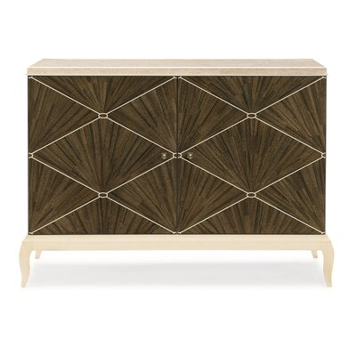 """51"""" Wide Sideboard Caracole Classic"""