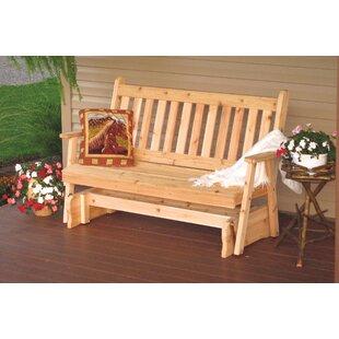English Glider Bench A&L Furniture