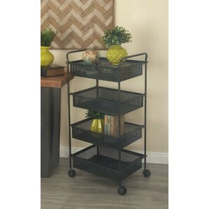 4 Tier Bar Cart by Cole & Grey