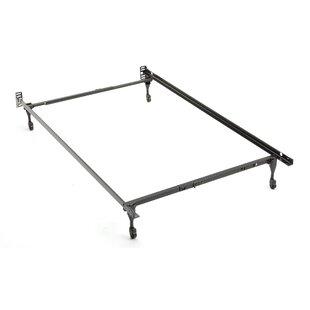Caster Legs Bed Frame