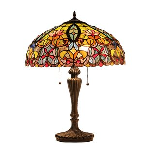 Online Reviews Maoli 24.6 Table Lamp By Astoria Grand