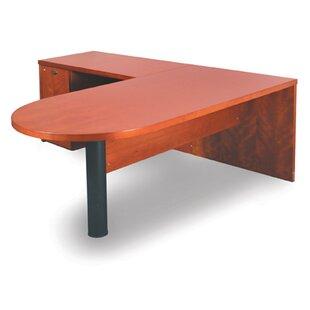 Mira Series Reversible L-Shape Executive Desk
