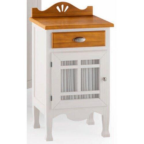 Nachttisch Laveno mit 1 Schublade dCor design   Schlafzimmer > Nachttische   Holz   dCor design