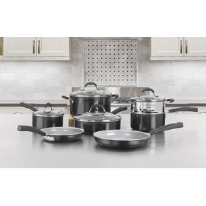 11 Piece Non-Stick Cookware Set