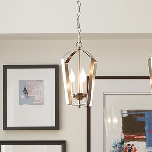 Order Charlottesville 3-Light Hall and Foyer Pendant By Red Barrel Studio