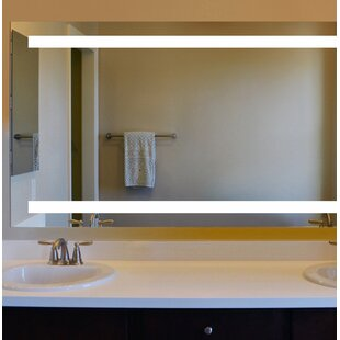 Read Reviews Peavler Bathroom/Vanity Mirror By Orren Ellis