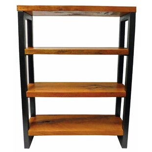 Compare Roles Standard Bookcase by Loon Peak