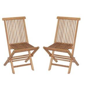 Teak Side Chair (Set Of 2)