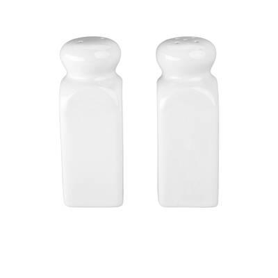 4ecca83b287 Lenox Platform Marble Salt   Pepper Shaker Set