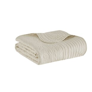 Stancil Quilted Throw