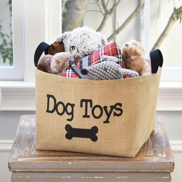 Dog Toy Storage | Wayfair