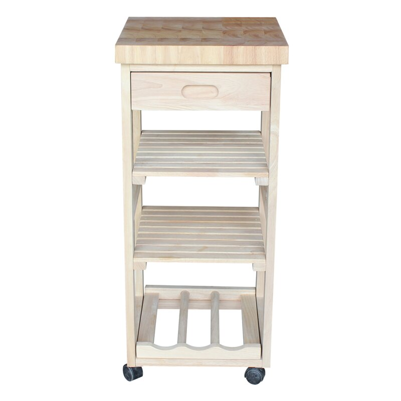 kitchen islands and carts furniture international concepts kitchen cart amp reviews wayfair ca 24833