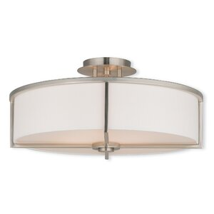 Rainer 4-Light Semi-Flush Mount