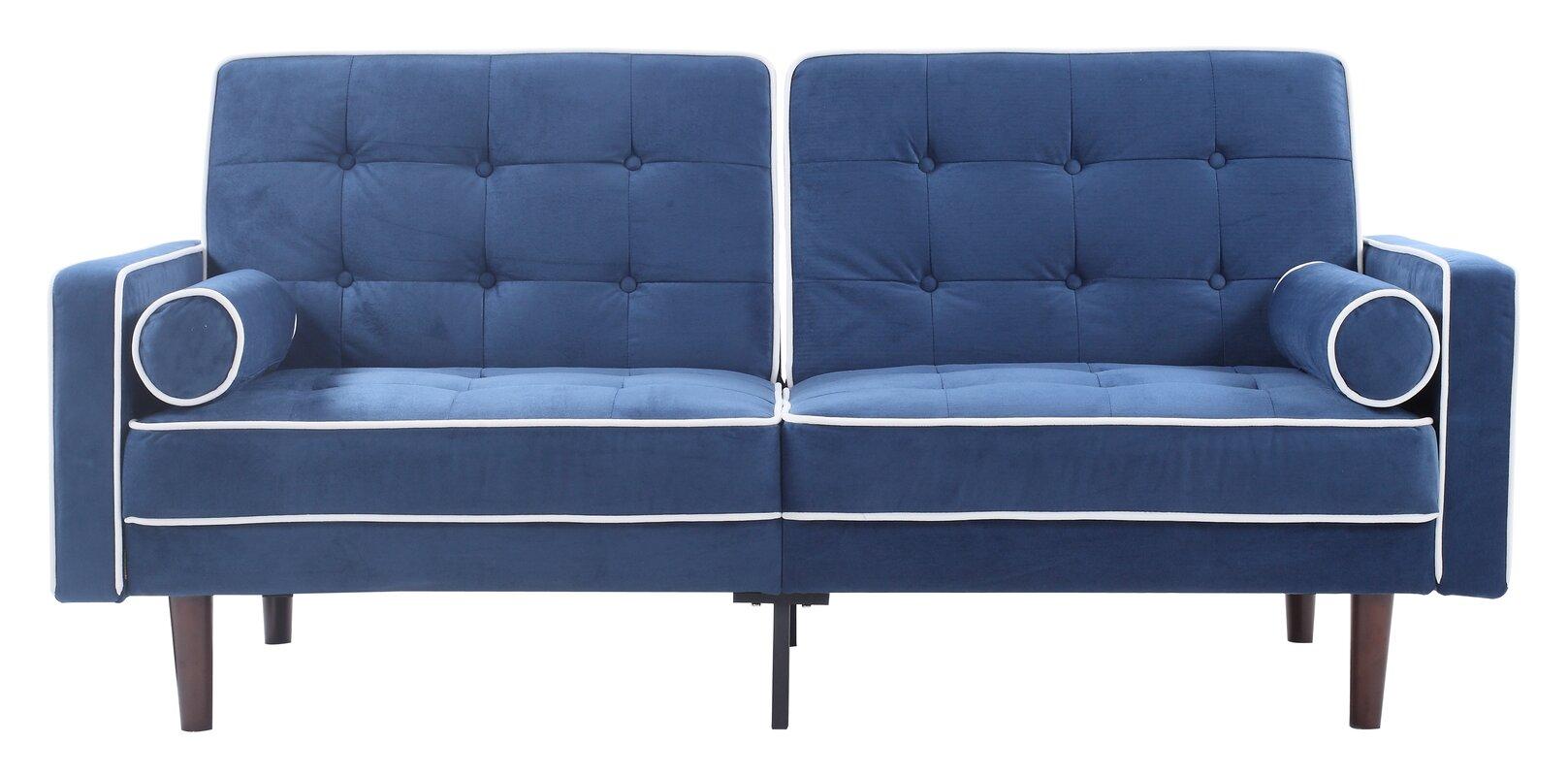 madison home usa mid century modern convertible sofa  reviews  - defaultname
