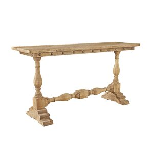 Pedestal Pub Table by Furniture Classics LTD