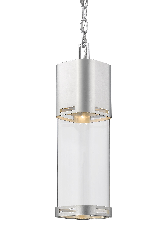 Knarr 1 Bulb 18 25 H Led Outdoor Pendant Allmodern