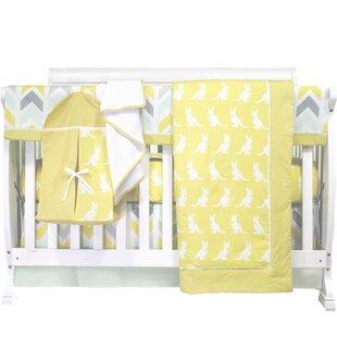 Jennievieb 6 Piece Crib Bedding Set