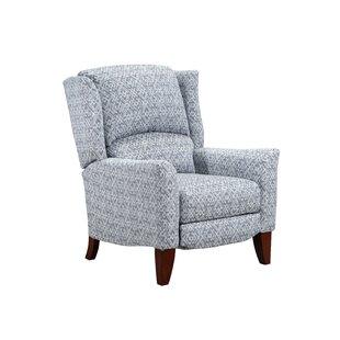 Gillian High Leg Manual Recliner Lane Furniture