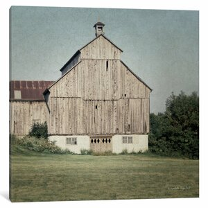 Neutral Country IV Crop Photographic Print on Wrapped Canvas by Laurel Foundry Modern Farmhouse