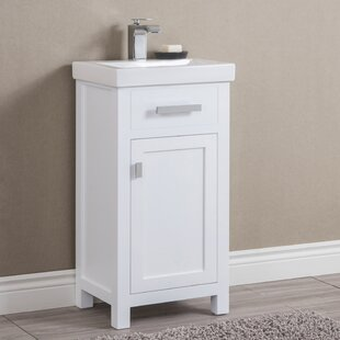 Ordinaire 18 Inch Deep Bathroom Vanity | Wayfair