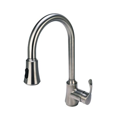 Pull Down Single Handle Kitchen Faucet S-Series