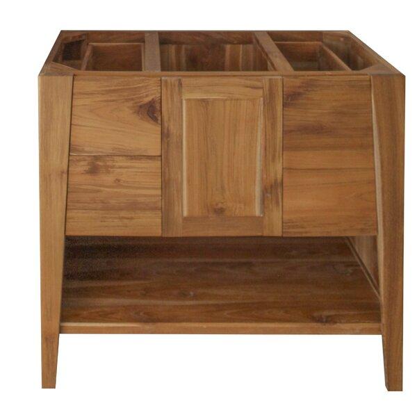 Teak Wood Vanity Wayfair