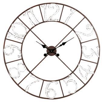 Smiths Clocks Retro 14 8 Wall Clock Wayfair