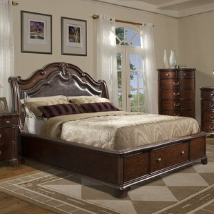 Alanya Upholstered Storage Platform Bed by Astoria Grand