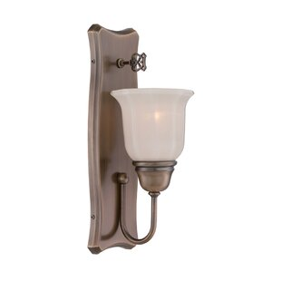 Top Reviews Astor 1-Light Wall Sconce By Designers Fountain