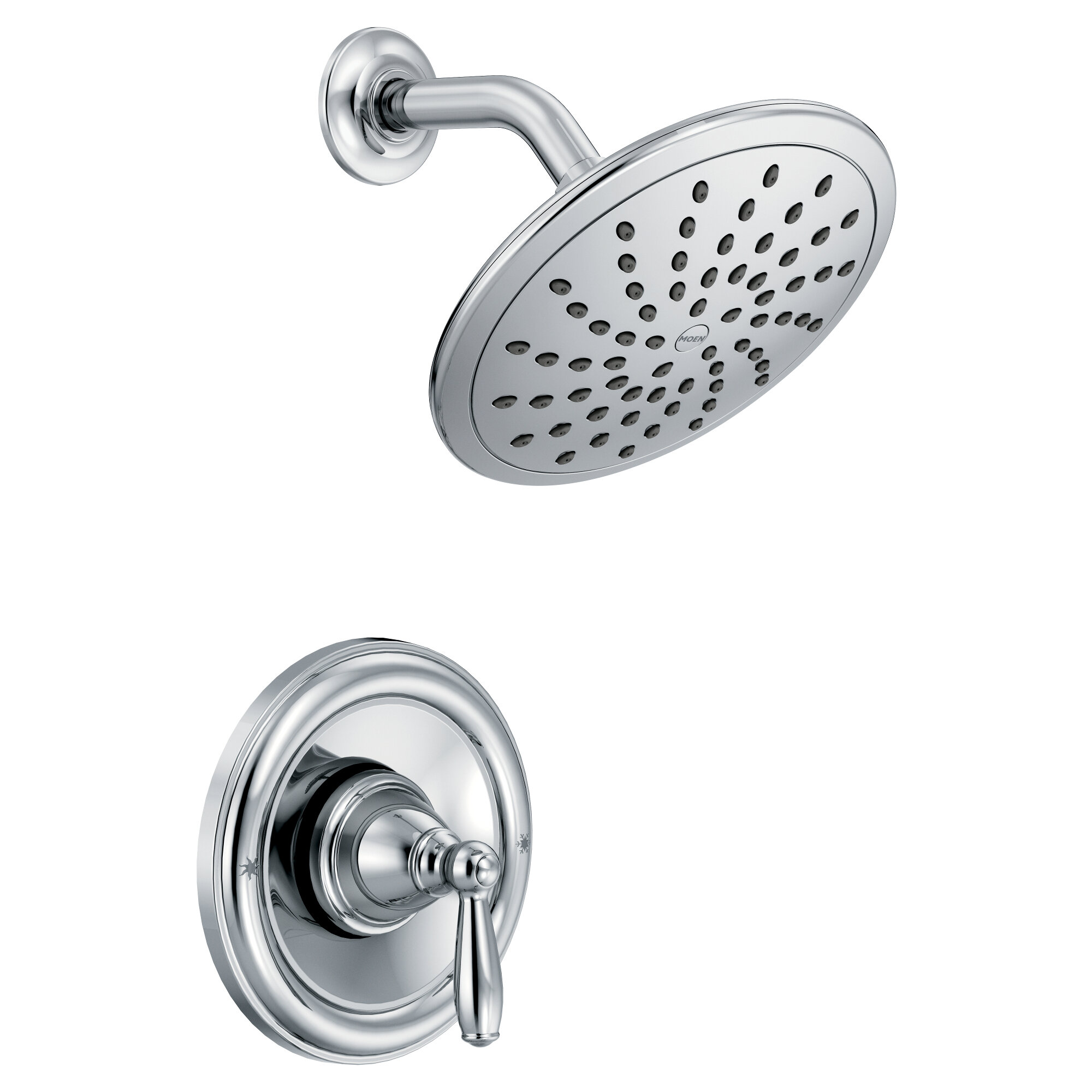 faucets bathtub rubicon tub brushed bn handle nickel included shower faucet vibrant mount heads and p wall combos in spray kohler valve