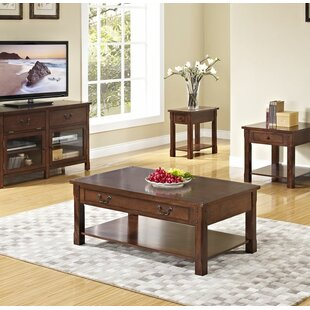 Brinkman Coffee Table By Charlton Home