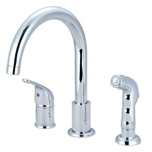 Premium Single Handle Kitchen Faucet By Pioneer