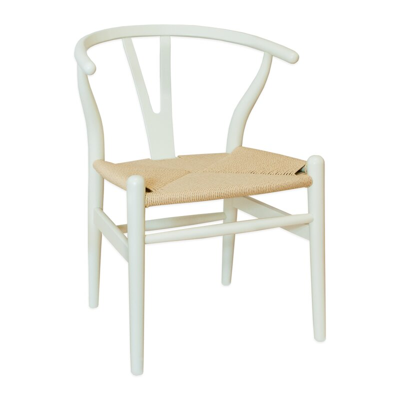 W Solid Wood Dining Chair