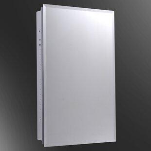 Reviews Rolando 18 x 36 Recessed Medicine Cabinet ByEbern Designs