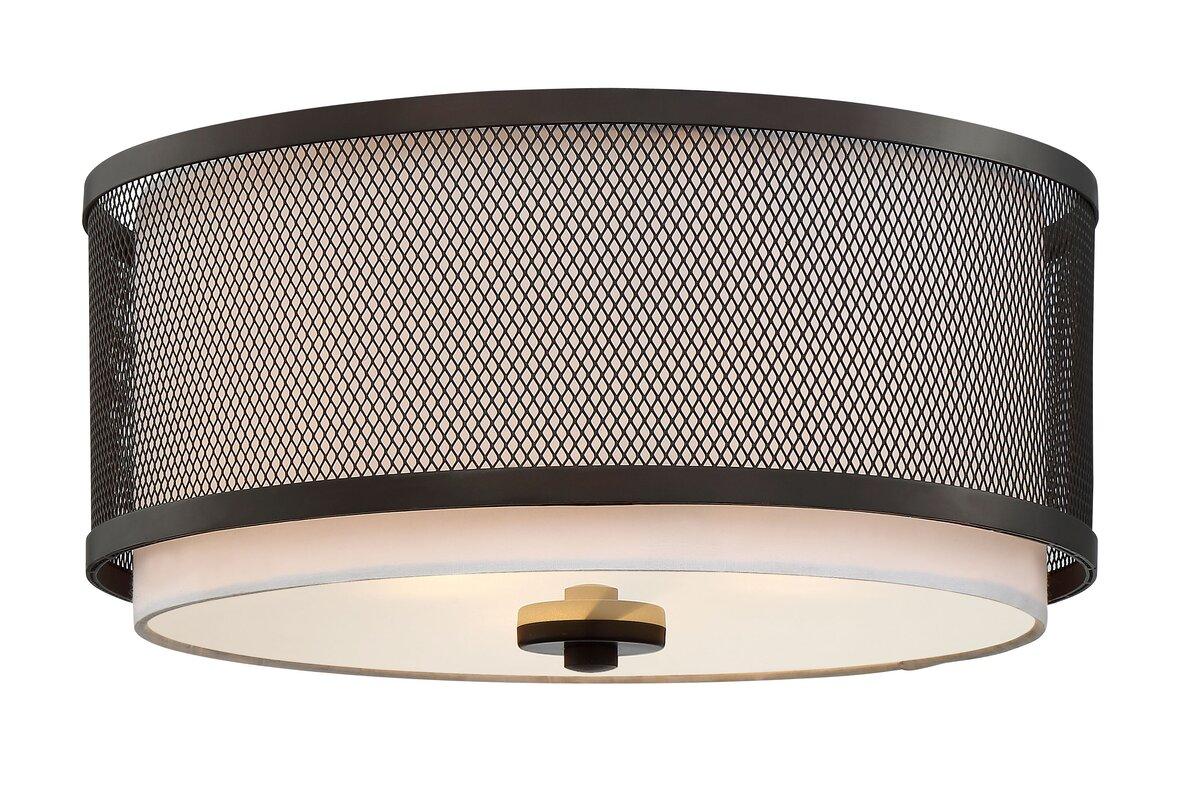 Modern flush mount lighting allmodern save to idea board mozeypictures Choice Image