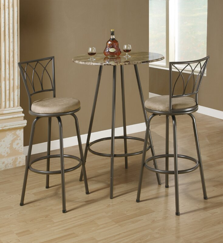Ascot Pub Table & Pub Tables u0026 Bistro Sets Youu0027ll Love | Wayfair islam-shia.org