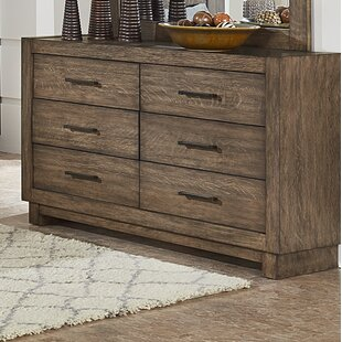 Alcantara 6 Drawer Double Dresser By Foundry Select