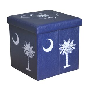 Palmetto Small Storage Ottoman