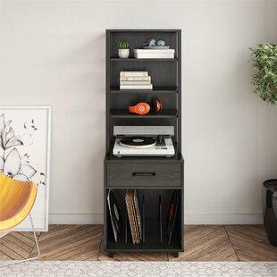 Chet Multimedia Media Shelves by Ebern Designs