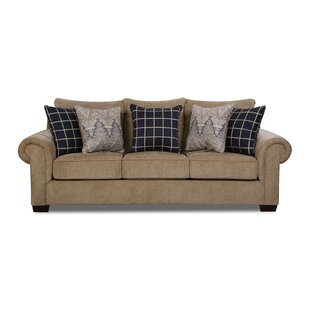 Della Sleeper Sofa by Simmons Upholstery by Alcott Hill