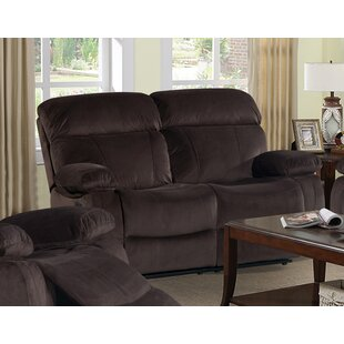 Cassiopeia Reclining Loveseat Red Barrel Studio