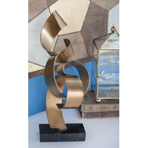 Abstract Amp Shape Decorative Objects You Ll Love Wayfair