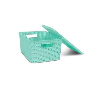 Woven Cube Or Bin