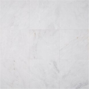 White Carrara Marble Tile Wayfair