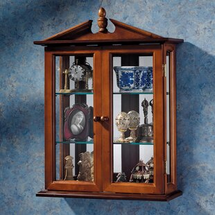 Merveilleux Amesbury Manor Wall Mounted Curio Cabinet