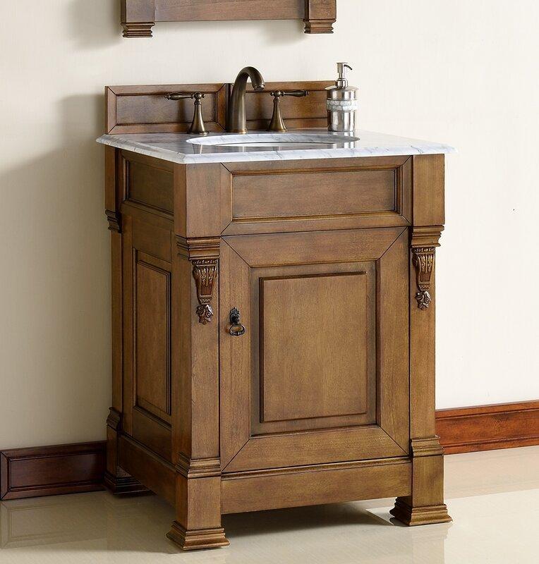 "Bathroom Vanity Base james martin furniture brookfield 26"" single bathroom vanity base"