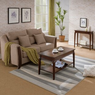Jacobsen 2 Piece Coffee Table Set by Charlton Home