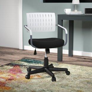 Comparison Josephine Mid-Back Desk Chair by Zipcode Design