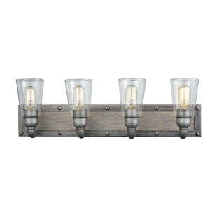 Best Price Aranda 4-Light Vanity Light By 17 Stories