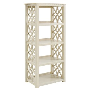 Look for Vicente Standard Bookcase By Highland Dunes